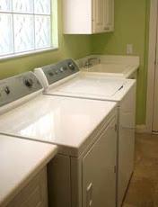 Green Laundry Room Tips