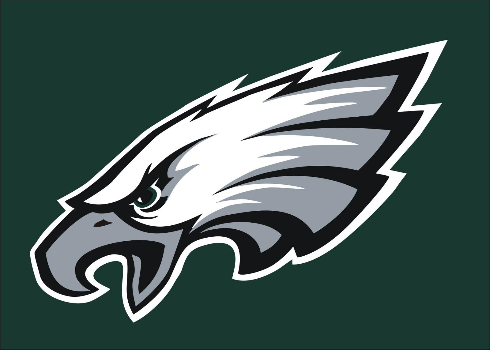 Eagles+Football+Logo Isra3l Yán3z DESING: Practica nº 13 Eagle Football Logo
