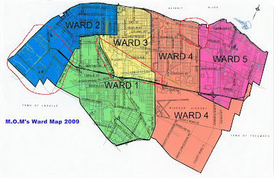 The Mayor Of Monmouth Windsor Ward Structure Proposal