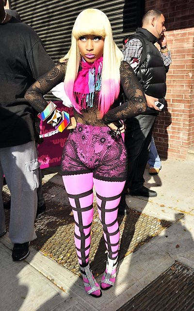 pics of nicki minaj dad. Nicki Minaj#39;s Dad Burned Down
