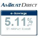 Amtrust-High Yield Savings Account
