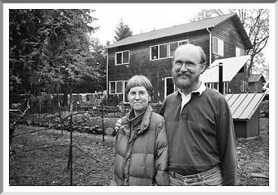 Sandy Aldridge and Dale Lugenbehl