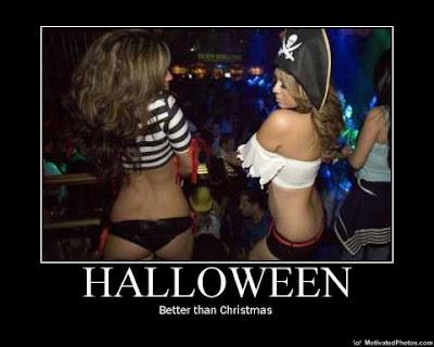 Halloween Demotivator