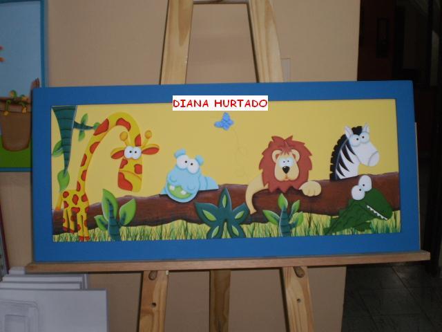 Art decorativo cuadros decorativos para ni os - Cuadros decorativos para ninos ...