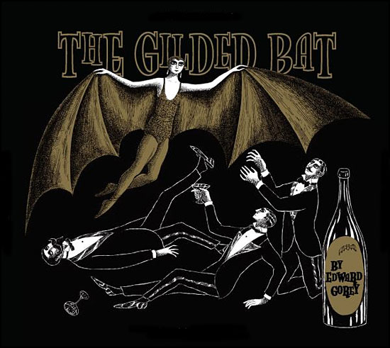 The Gilded Bat Edward Gorey