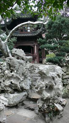 Mi grand tour jardines cl sicos chinos itinerarios for Jardines chinos pequenos