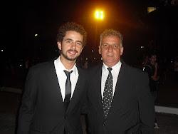 Felipe Andreoli e Emidio Campos