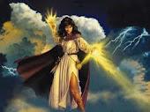 Iansã a Senhora das Tempestades