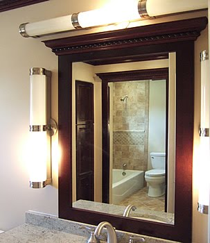 Bathroom Vanity Light Height gen3 electric (215) 352-5963: standard height of light over
