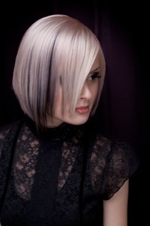 how to do gothic hairstyles
