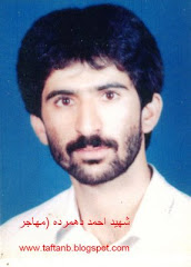 شهید احمد دهمرده