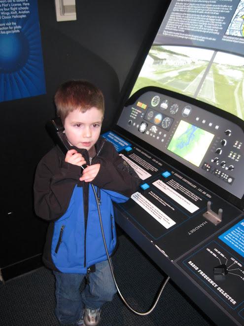 Shawn Jr./control tower
