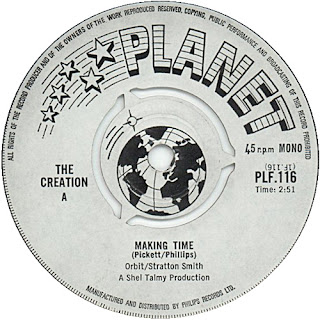 The Creation Making Time Painter Man