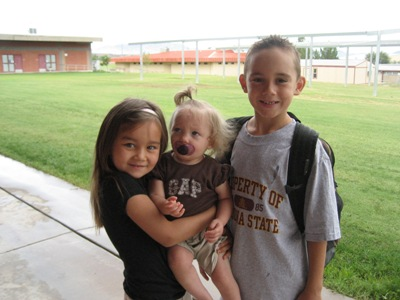 Breeana,Maci and Jayse