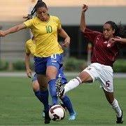 Beatriz Promessa De Caraque Do Futebol Feminino