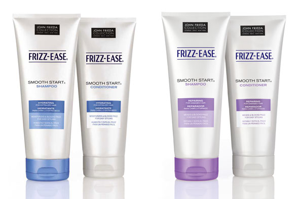 ... -Fashion-Beauty: Review: John Frieda Frizz-Ease Shampoo & Conditioner