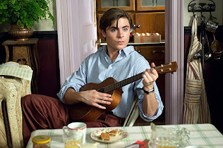 zac efron ukulele