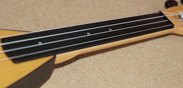 fluke ukulele neck