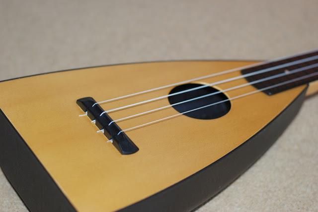 fluke ukulele body