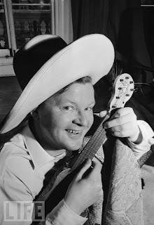 benny hill ukulele