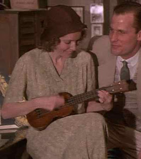 mia farrow ukulele