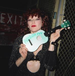 poison ivy ukulele