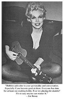 liz renay ukulele