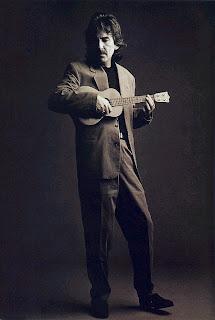 george harrison got a ukulele