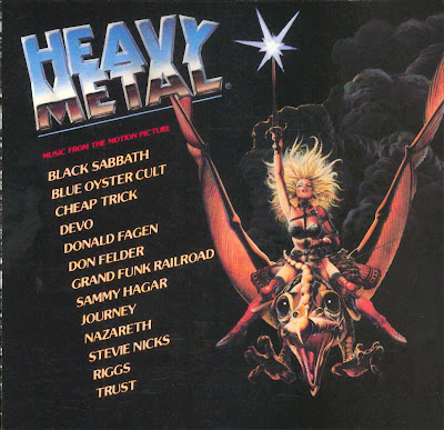 heavy metal hairstyles. Figure 5: Heavy Metal