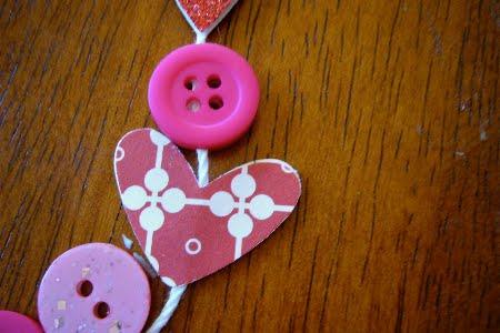 Romántico móvil para San Valentín