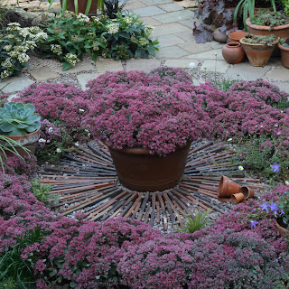 aranjamente florale de gradina