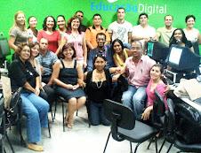 Treinamentos projeto Brasil Telecom
