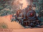 El tren que unió  la Costa con la Sierra