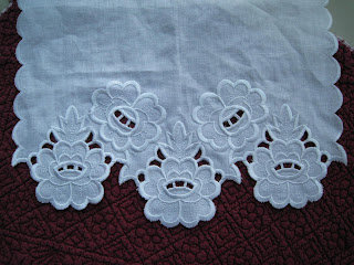 Machine Embroidery Cutwork Lydia S Threads