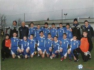 6° torneo dell'Adriatico 2008 - Cesena - Esordienti 95' - 1° Class.