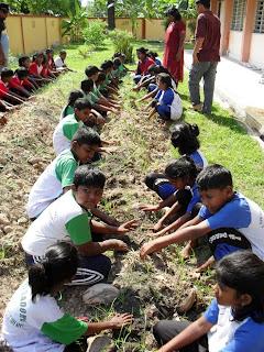 Blog Rasmi Sekolah Jenis Kebangsaan (Tamil) Gadong, Tg. Sepat: Program
