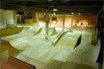 Transgression Skatepark Edinburgh