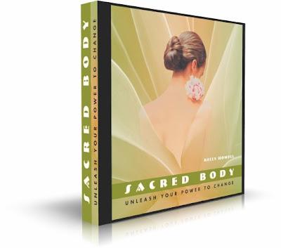 CUERPO SAGRADO (Sacred Body), Kelly Howell [ AUDIO CD ] – Desata tu poder mental para cambiar tu cuerpo y lograr el peso ideal