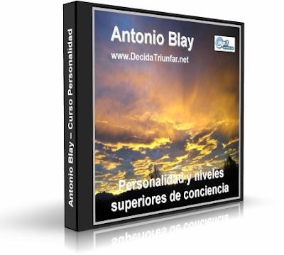 PERSONALIDAD Y NIVELES SUPERIORES DE CONCIENCIA, Antonio Blay Fontcuberta