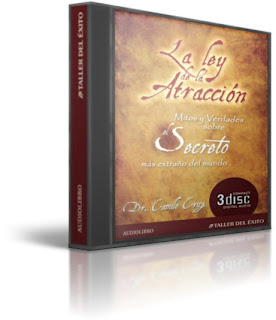 LA LEY DE LA ATRACCIÓN, Camilo Cruz [ Audiolibro + Libro ] – Mitos y verdades sobre EL SECRETO más extraño del mundo