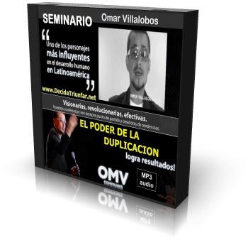EL PODER DE LA DUPLICACIÓN, Omar Villalobos [ Audiolibro ] – Técnicas, estrategias y herramientas prácticas para duplicar un negocio en red