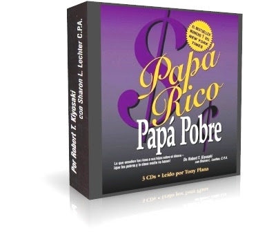 [Audiolibro] Padre Rico Padre Pobre - Robert Kiyosaki