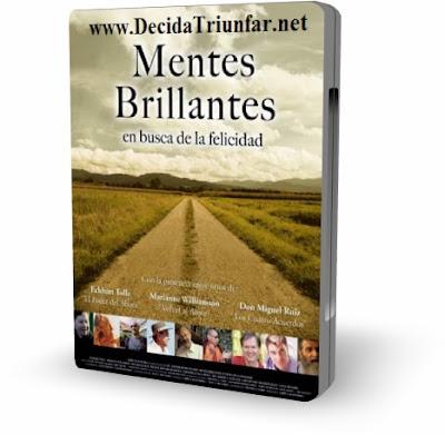 MENTES BRILLANTES, En Busca de la Felicidad [ Video DVD ] – Los conocimientos y la sabiduría de un eclético grupo de 14 mentes brillantes.