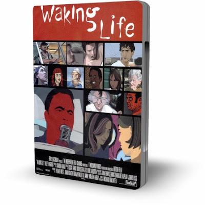 DESPERTANDO A LA VIDA (Waking Life), Richard Linklater [ Video DVD ] – La cordura es la locura usada para el bien. La vida real es un sueño lúcido, un sueño controlado.