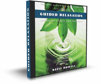 RELAJACION GUIADA (Guided Relaxation), Kelly Howell [ AUDIO CD ] – Aprenda a relajarse para aliviar el estrés y la tensión