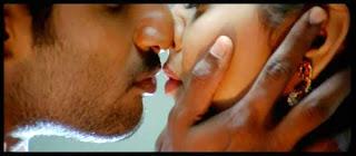 01Vishal, Shriya & a steamy lip-lock in 200509