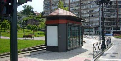 mobiliario urbano vigo