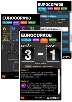 eurocopa2008 widget