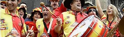 aficionados espanoles