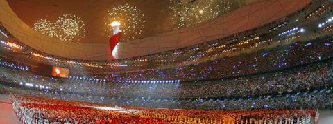 Ceremonia de inauguración Pekín 2008
